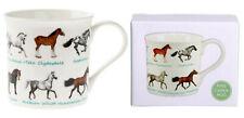 Leonardo Horse Mug - Various Breeds Fine China