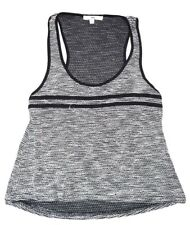 New Vans Womens Savage Garden Woven Racer Back Tank Size Small