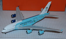 "BLUE BOX Airbus A380 HIFLY "" Save the coral reefs "" 9H-MIP"