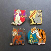 WDW - Cast Lanyard Series 2 - Pets of Stars - 4 Pin Set Disney Pin 26252