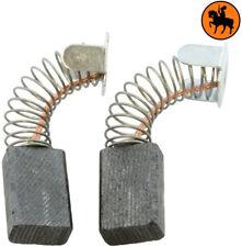 Carbon Brushes for Makita Sander 9227CB - 0.24x0.39x0.59''