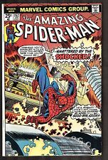 "Amazing Spider-Man #152 (1976) ~~ ""Shattered by the Shocker!"" (5.0) WH"