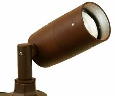 LED 3 Watt Low Voltage Landscape Lighting – Directional Light in Rust Finish