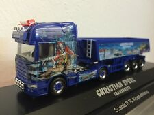 Herpa 1:87 Scania Topline Christian Sperl 2 in PC Box 121309