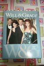 WILL AND GRACE - 2ND SEASON - NEAR MINT CONDITION!!