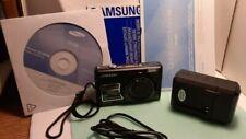 Samsung Sl420 Digital Camera,pre-owned with box book cord etc.