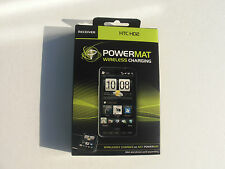 Brand New HTC HD2 PowerMat Phone Battery Door Cover Receiver Wireless Charging