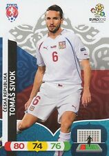 TOMAS SIVOK # REP.CZECH CARD PANINI ADRENALYN EURO 2012