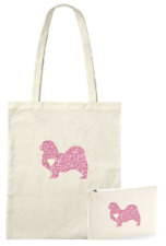More details for tibetan spaniel bag and purse sets,bags for life,dog,gift,xmas,birthday
