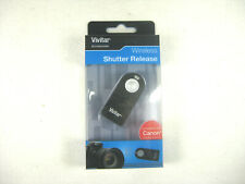 Vivitar Wireless (IR) Shutter Release (Remote Control) for Canon, New
