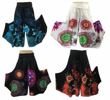 Cotton Casual Hand-wash Only Pants for Women