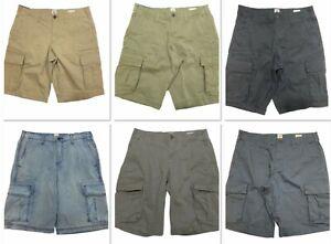 Gap Mens Lived In Short Cargo Khaki Shorts Size 38