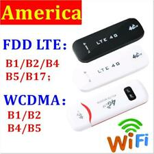 4G LTE USB Dongle Wireless Hotspot Mobile Broadband Modem WiFi Router AT&T