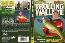 Trolling Walleye Seasonal Tactics Gary Parsons & Keith Kavajecz DVD NEW