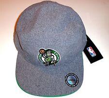 Original Adidas Boston Celtics  NBA Cap Kappe Grau Men  + Universalgröße + neu +