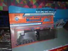 ROCO MINITANKS 1/87 REF 348S ARMORED COMMAND POST M 577 A1 NEUF EN BOITE