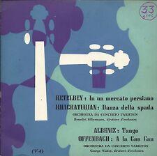 KETELBEY - KHACHATURIAN -- ALBENIZ - OFFENBACH -- Orchestra da Concerto VARIETON