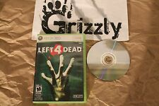 USED Left 4 Dead XBOX 360 (NTSC) TESTED and WORKING