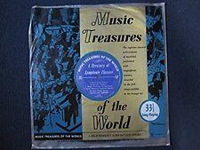 Music Treasures of the World: A Treasury of Symphonic Classics [Vinyl] Hans Sw..