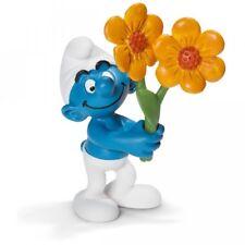 Les Schtroumpfs figurine Schtroumpf Remerciement 6,5 cm Thank You Smurf 207486