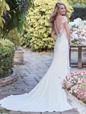 Rebecca Ingram /Sottero Wedding Dress NAOMI Size 14 Ivory NEW!!