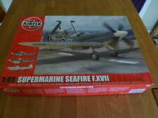 AIRFIX Supermarine Seafire F.XVIII 1/48 No. A06102 Box opened checked, perfect