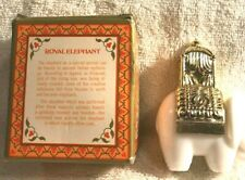 "Vintage 1977 Avon ""Royal Elephant"" Charisma Fragrance Cologne Full 1.5 oz. -New!"