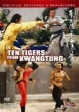 TEN TIGERS FROM KWANGTUNG    - NEW DVD