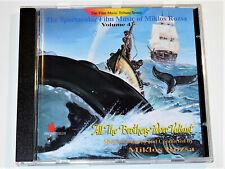 Miklós Rózsa ALL THE BROTHERS WERE VALIANT Miklos Rozsa Soundtrack CD Near Mint