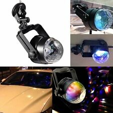 Auto Car Disco DJ LED Light Strobe Lighting Stage Music Rhythm Magic Ball RGB