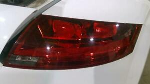 08-15 Audi TT Passenger Right Tail Light (Black Housing) OEM