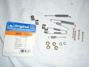 Citroen Saxo, Xsara, ZX, Peugeot 106 206 306 NOS ATE Rear Brake Shoe Fitting Kit