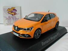 "NOREV 517726 - Renault Megane R.S. Baujahr 2017 in "" orangemetallic "" 1:43 NEU"