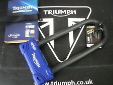 A9810006 GENUINE TRIUMPH U-LOCK- 270mm