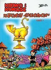 KAJKO I KOKOSZ: ZŁOTY PUCHAR cz1, Christa J. | Polish Book Polska Książka Komiks