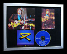 MIKE OLDFIELD+SIGNED+FRAMED+SHADOW+TUBULAR BELLS=100% AUTHENTIC+FAST GLOBAL SHIP
