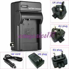 Battery Charger for Leica BP-DC1 BP-DC3, PANASONIC CGR-S602A CGR-S602 DMW-BL14