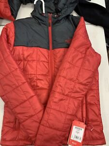 The North Face Square Synth Puffer Jacket Mens Small( new)