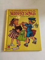 1954 The Romper Room Book Of Nursery Songs Wonder Books