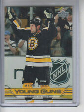 06/07 UD S2 Boston Bruins Mark Stuart Young Guns RC card #452