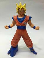 "Dragon Ball Z Super Saiyan Son Goku Gokou 10"" High Detail Action Figure Toy Bulk"