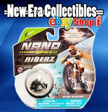 Nano Speed - Riderz - Nano Bagger - Mini Diecast - X-Concepts - Spin Master