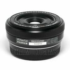 Fujifilm Fuji Fujinon XF 27mm F/2.8 lens X Series (BLACK) DHL Express