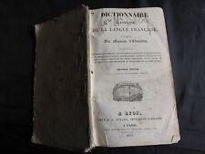 dictionnaire classique de la langue française a l'usage des maisons d'éducation