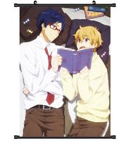 3652 Anime Free Iwatobi Swim Club Wall Poster Scroll cosplay A