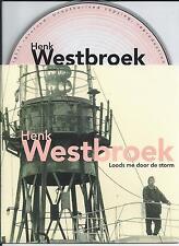 HENK WESTBROEK - Loods me door de storm CD SINGLE 2TR CARDSLEEVE 1998 HOLLAND
