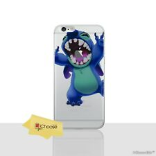 """Lilo & Stitch Soft Gel Case/Cover for Apple iPhone 6/6s Screen Protector / 4.7"""""""