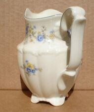 RARE WWII Original Milk Jug Tielsch Altwasser Germany Porcelain Pitcher VINTAGE