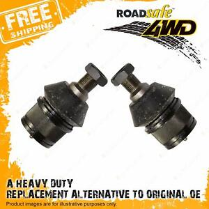 Pair Roadsafe Lower Ball Joints for Ford F250 4WD 98-on F350 4WD 92-97