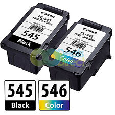 Canon Original PG-545 CL-546 Black Colour Inks for Pixma TS3150 iP2850 TS3151
